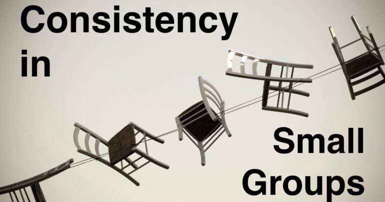 Consistency in Small Groups
