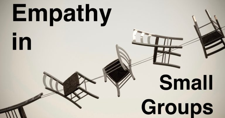 Empathy in Small Groups