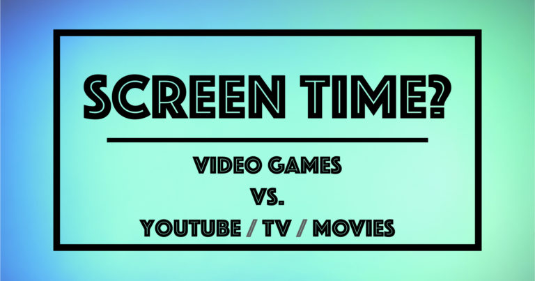 Screen Time?