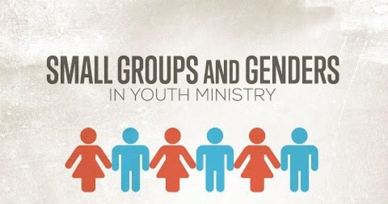 Small Groups and Genders