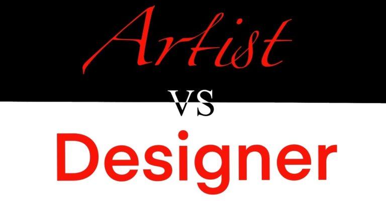 Things They Share (Artist vs Designer)